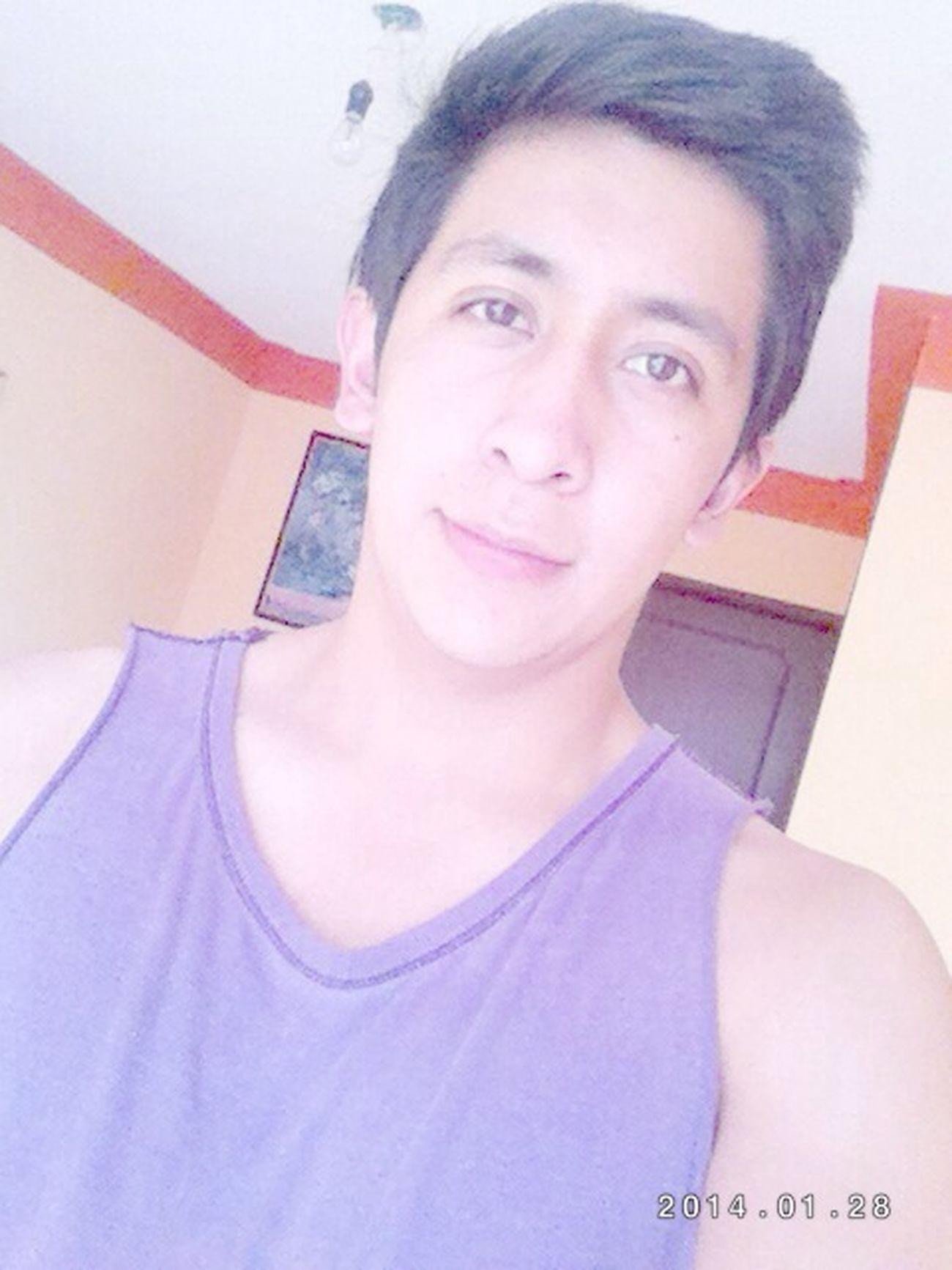 Selfie Nofilter Portrait Boy :D