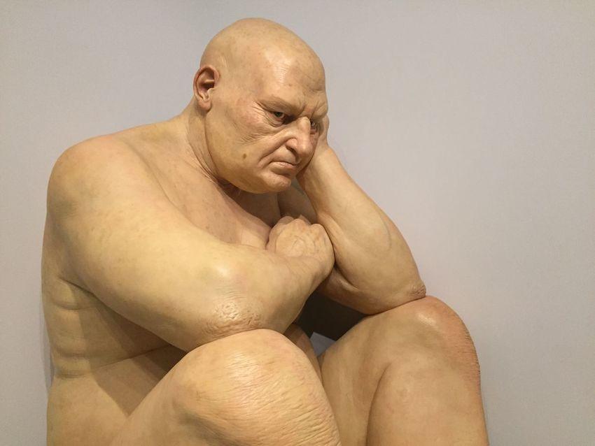 Ron Mueck Sculpture Sculpture Washington, D. C. Hirshhorn