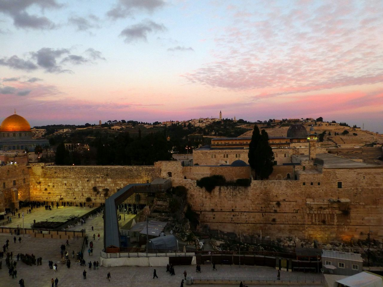 Sunset Sunset_collection Sunset And Clouds  Sunset Lovers Israel Jerusalem Israel Kotel Winter Holy Land Holy City Ancient Culture Ancient Beauty