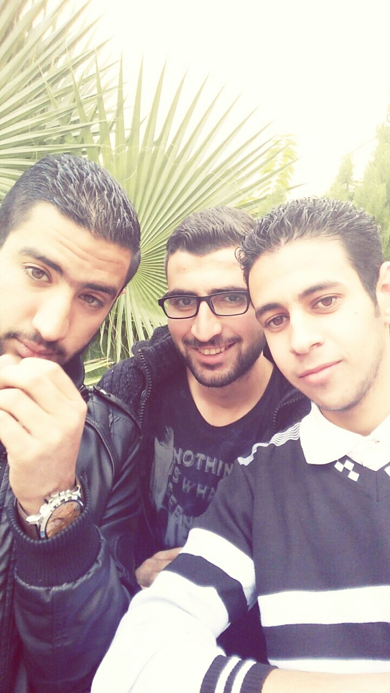 my frends ♡ Enjoying Life