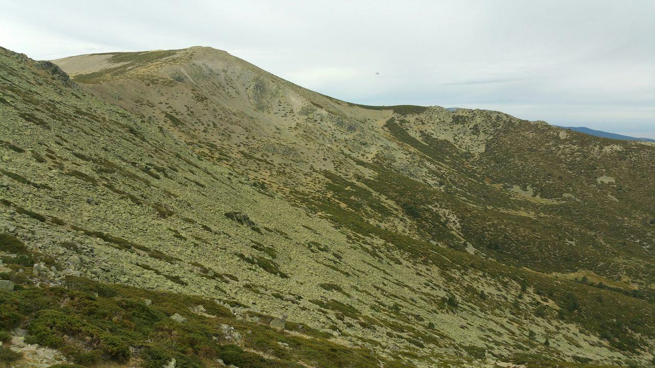 Madrid Sierra De Guadarrama Cabeza De Hierro