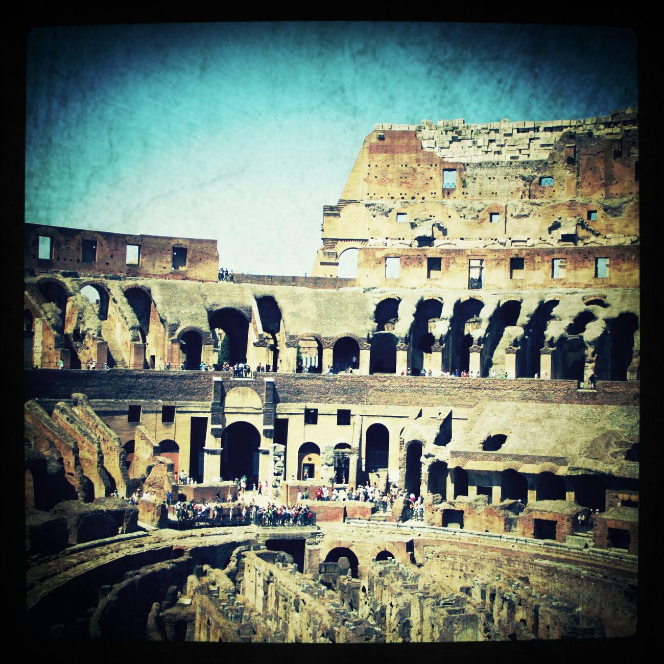 Colosseo Roma Viaggio Estate2013