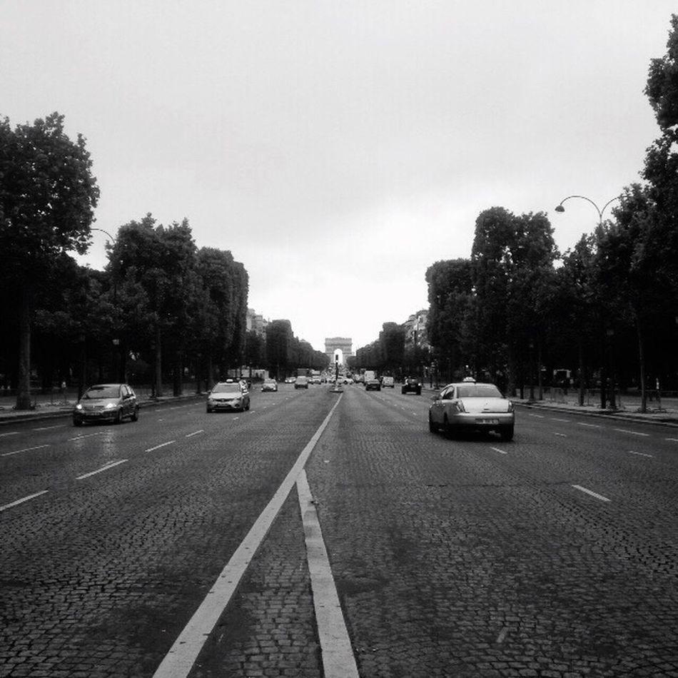 Paris Champs-Élysées