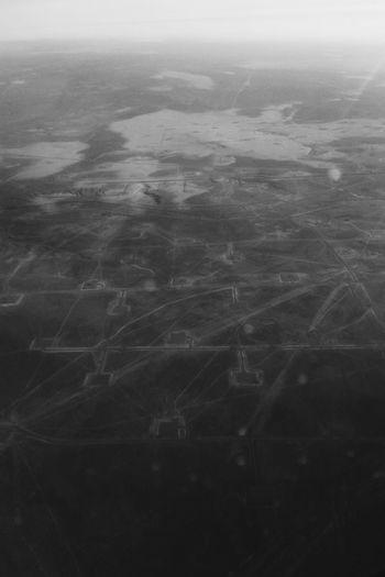 Geometric Shapes Oilfield Oil Derrick