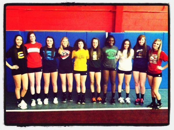 Volleyball <3