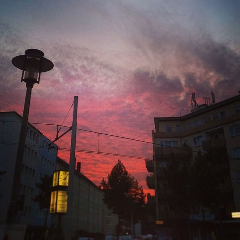 Sunset Monnem