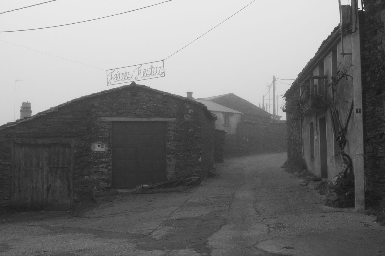Abandonado Abandoned Abandoned Places Foog Niebla Pueblo Pueblos De España Zamora