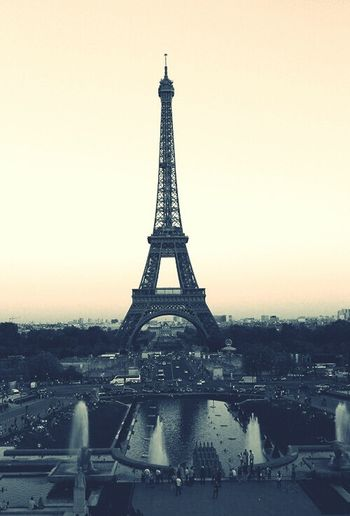Parisjetaime Paris ❤ Eiffeltower Thatbeautifulview Beautifulview Holidaysinurope Travel Photography Traveltoeurope *-* July2014 Wannagoagain😍