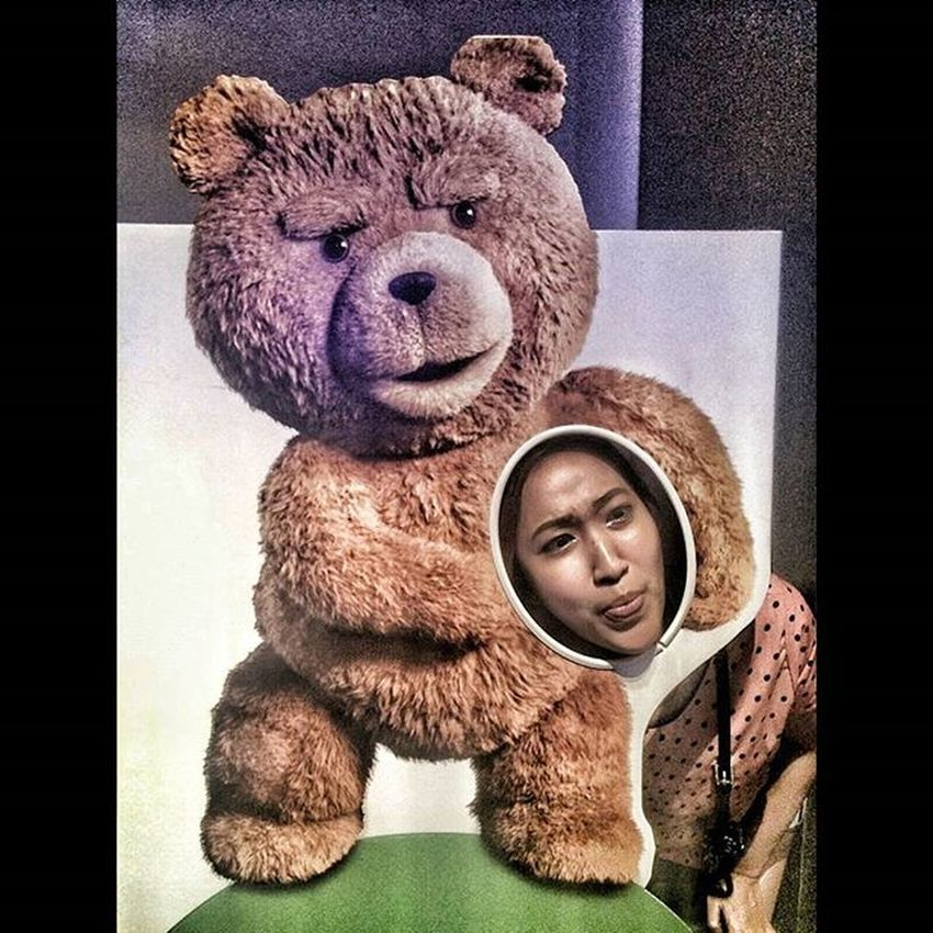 Buddy. Ted Tedlocked Ted2 MOVIE Sillyfaces  Silly Funny Buddy Photooftheday Photos