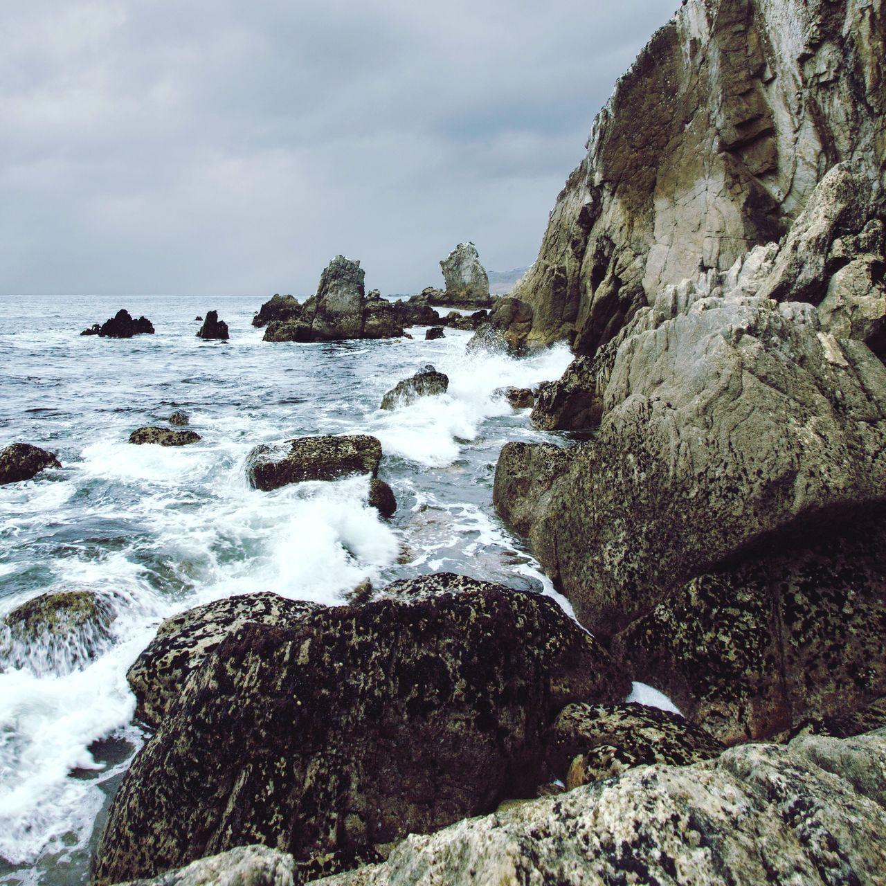 Achill Achill Island Ireland Ireland🍀 Water Sea Rock - Object Beauty In Nature Coastal Coast County Mayo Coastline Wildatlanticway Rugged