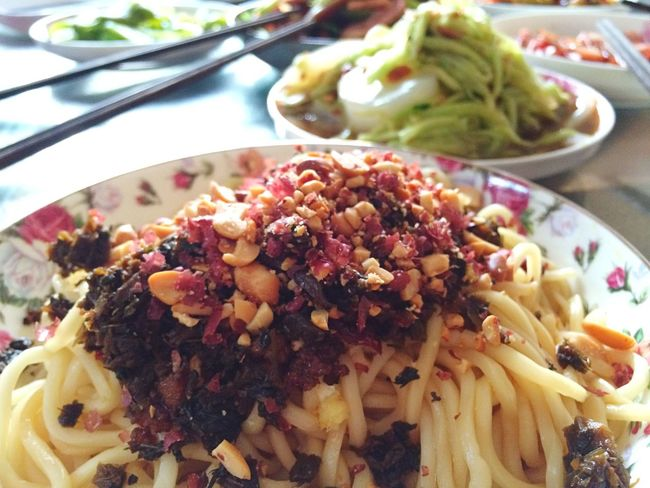 Food Porn Awards Chinese Food Cold Noodles Noodles