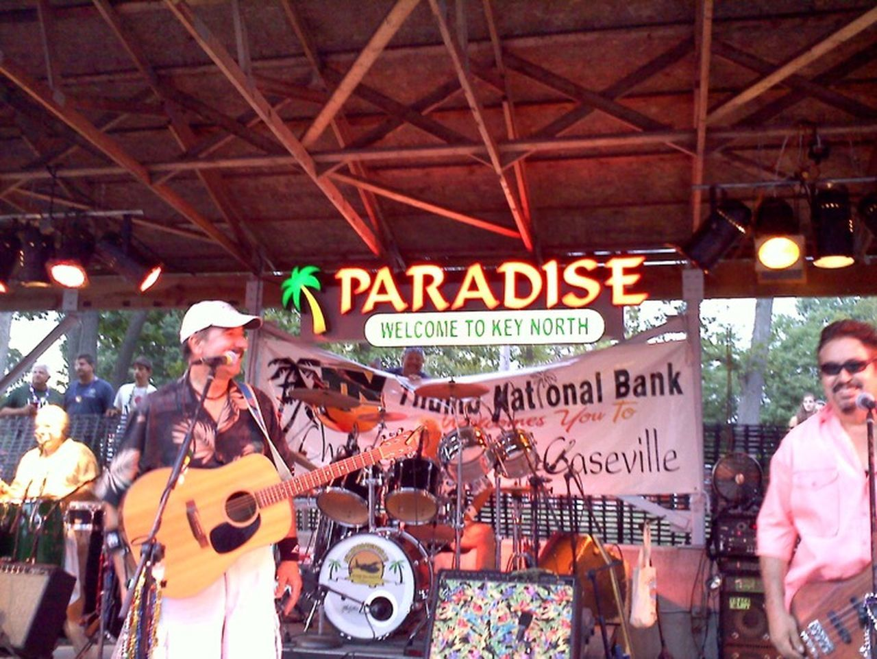 Soundtrack Of Our Lives Cheeseburger In Paradise Paradise! #Parrot Heads