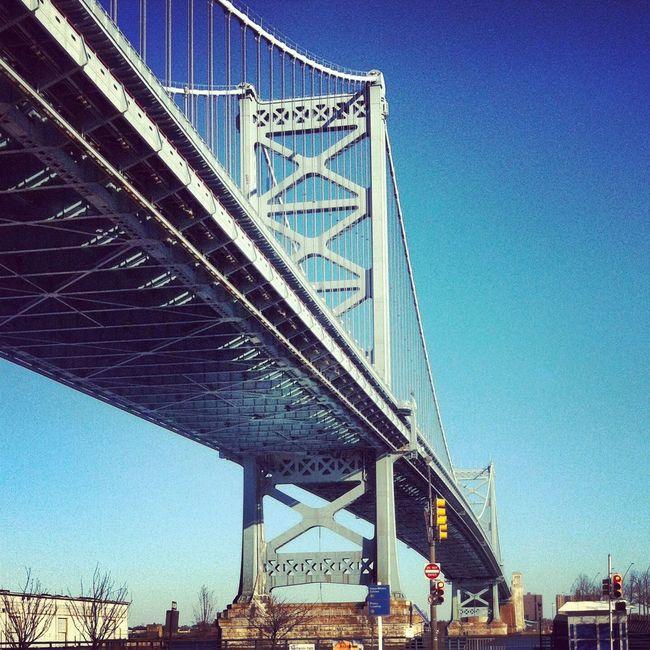 Taken in Philadelphia Philly Philadelphia Bridge