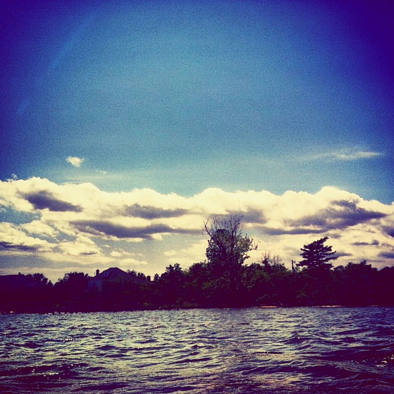 Clouds And Sky Cloudscape Cloud_collection  Riverscape Pattleboating Patuxent River Float On Summertime
