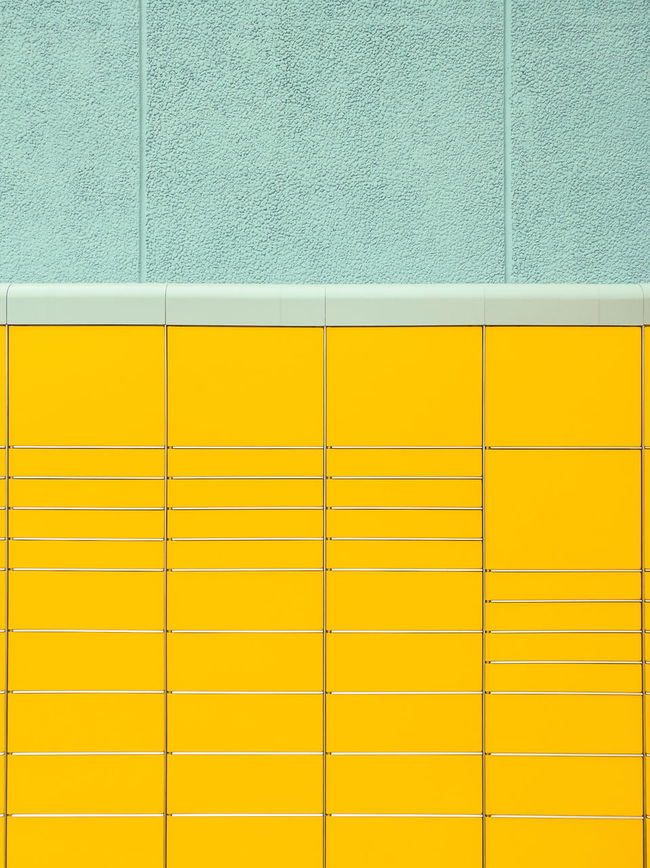Yellowmellow Abstract Backgrounds Cityexplorer Close-up Exterior Design From My Point Of View Geometric Abstraction Geometric Shape HuaweiP9 Lines Lines And Shapes Minimal Minimalism Minimalist Minimalistic Minimalobsession No People Pattern Simplicity Surfaces And Textures Symmetrical Vibrant Color Yellow Yellow Color