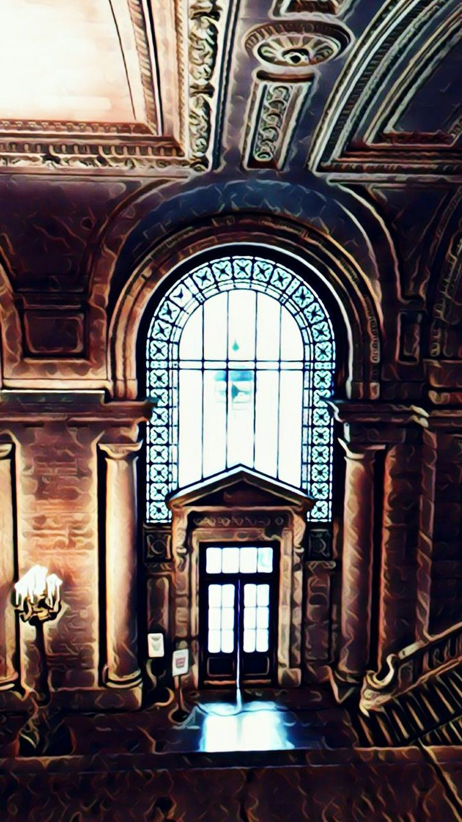 New York Public Library. Architecturelovers Enterance Detailphotography Mesmerized