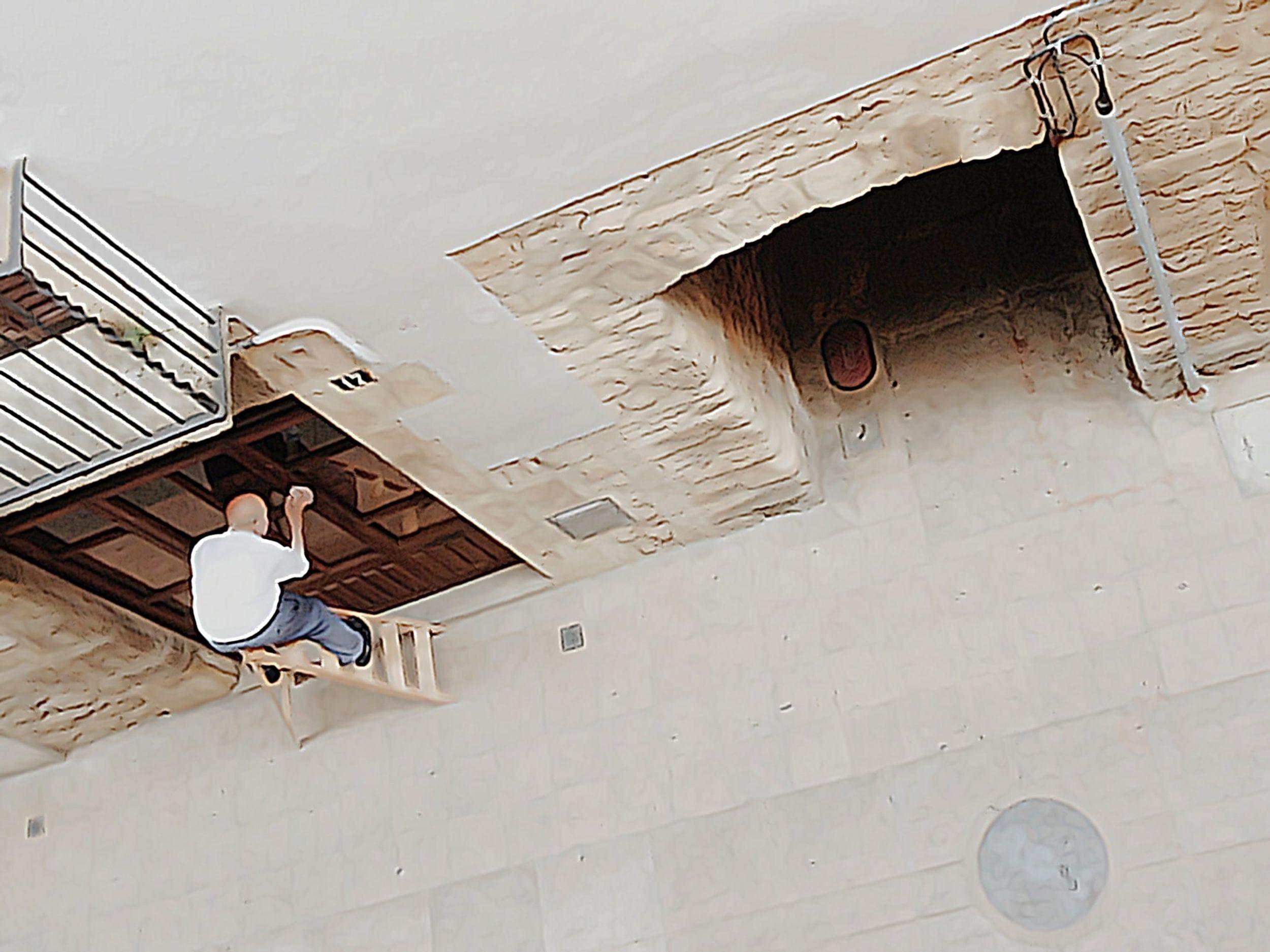 'Paint it white'. NEM Painterly AMPt - My Perspective Streetphotography WeAreJuxt.com