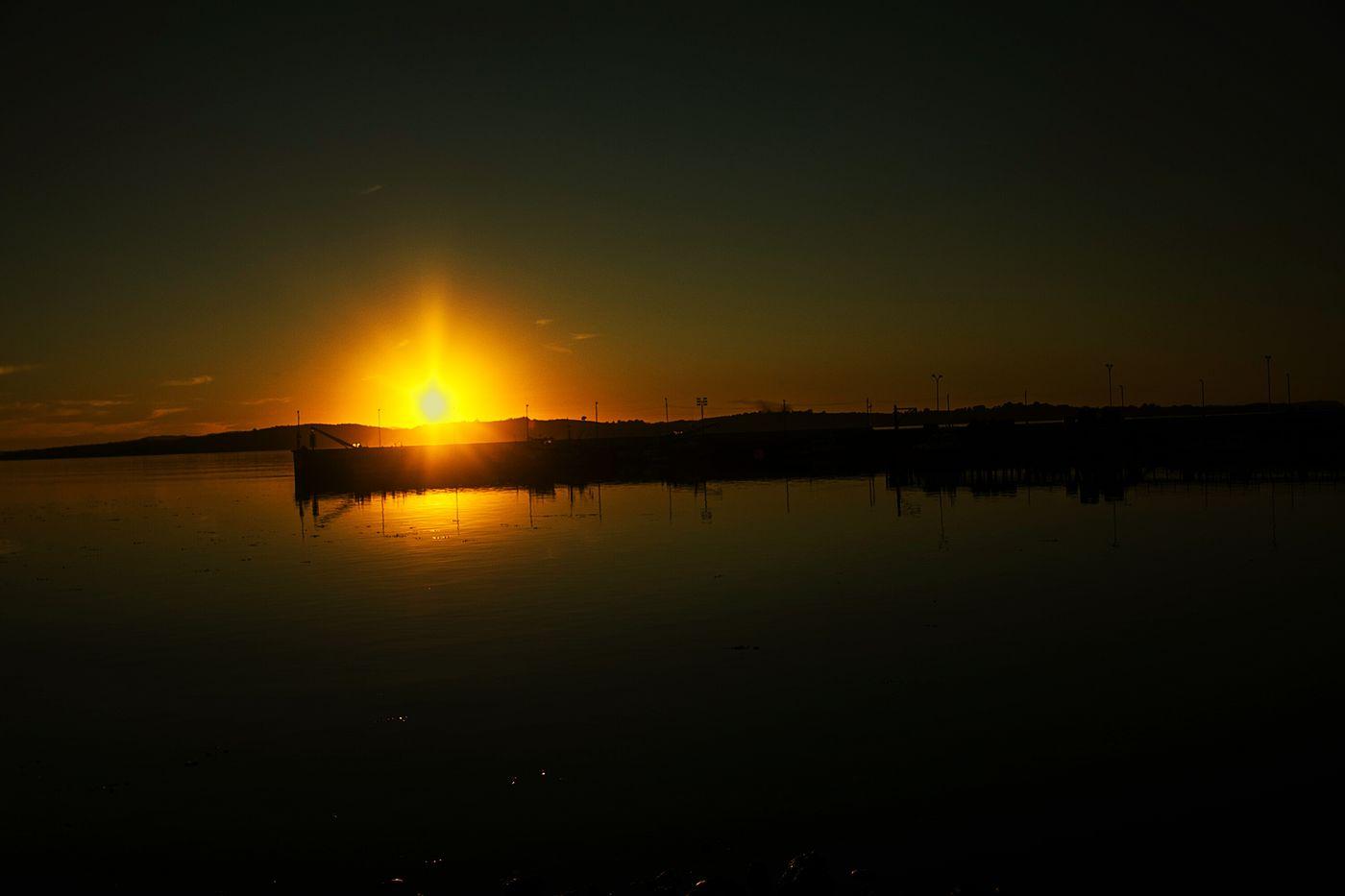 Atardecer Ancud-chiloe Folowforfollow Like4like Nikonphotography