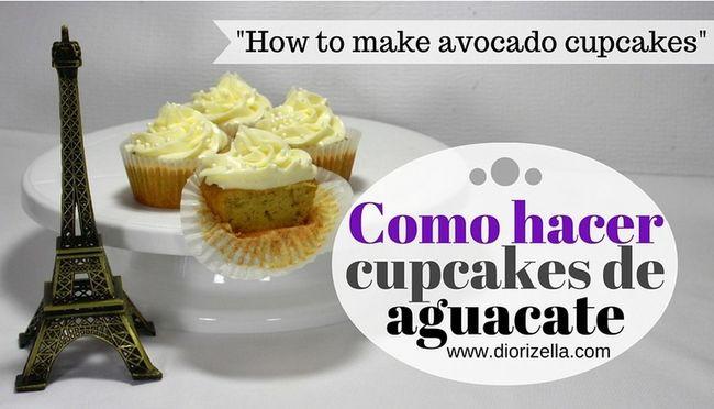 New video and blog post. // Nuevo video y blog post. Avocado Cupcake Cake Puerto Rico Puerto Rico ♥ Food And Drink Food Porn Bizcochuelo Diorizellaec