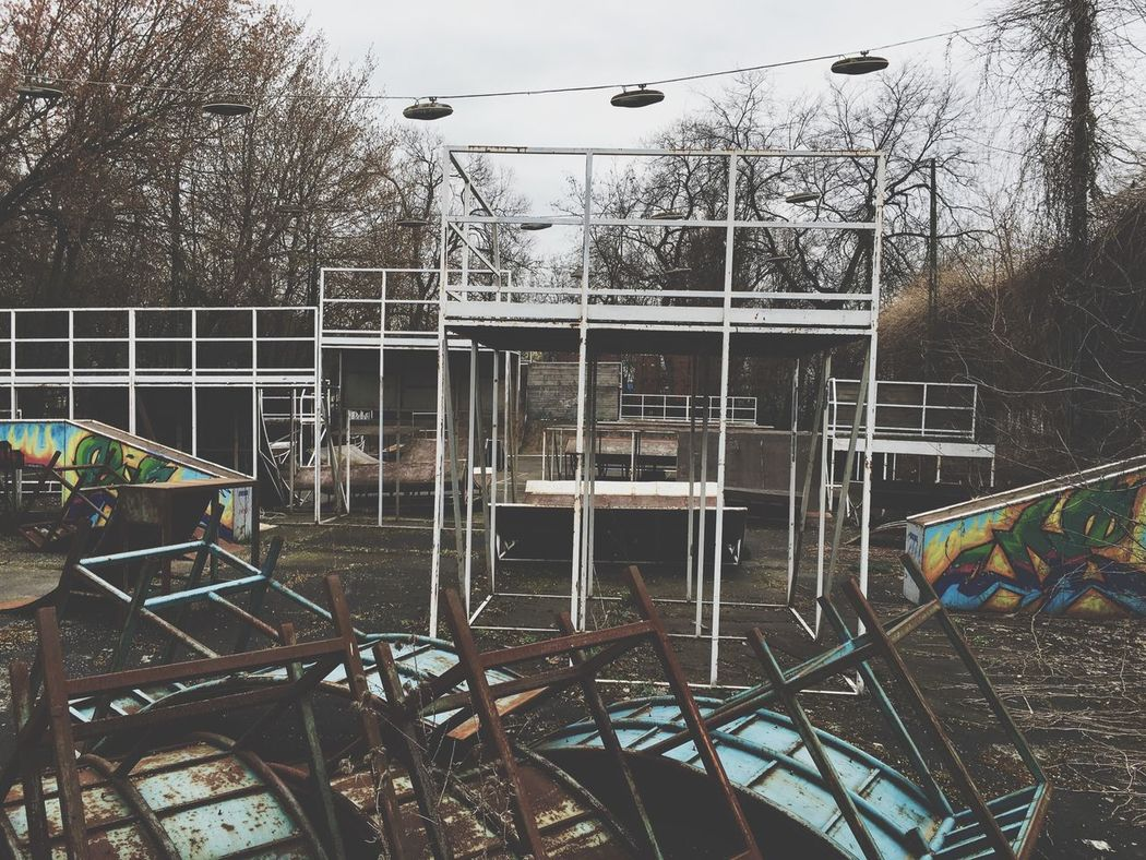 Abandoned Adventurepark Debrecen