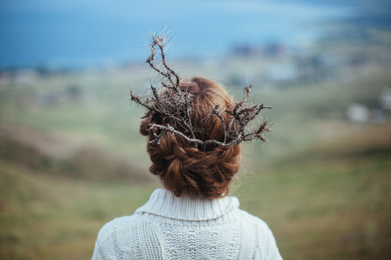 Beauty In Nature Boho Braids Female Girl Hair Hairstyle HEAD Headpiece Headshot