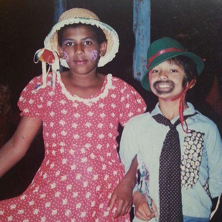 Childhood Infancia Festajunina Caipira Braziliantraditionalparty