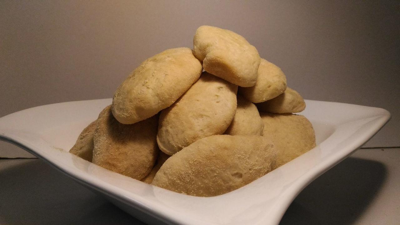 Pandesal PANDESAL Bread Freshly Baked Homemade