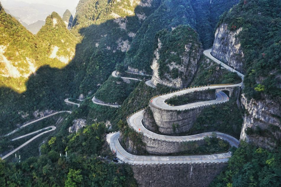 Beautiful stock photos of china, Beauty In Nature, China, Day, High Angle View