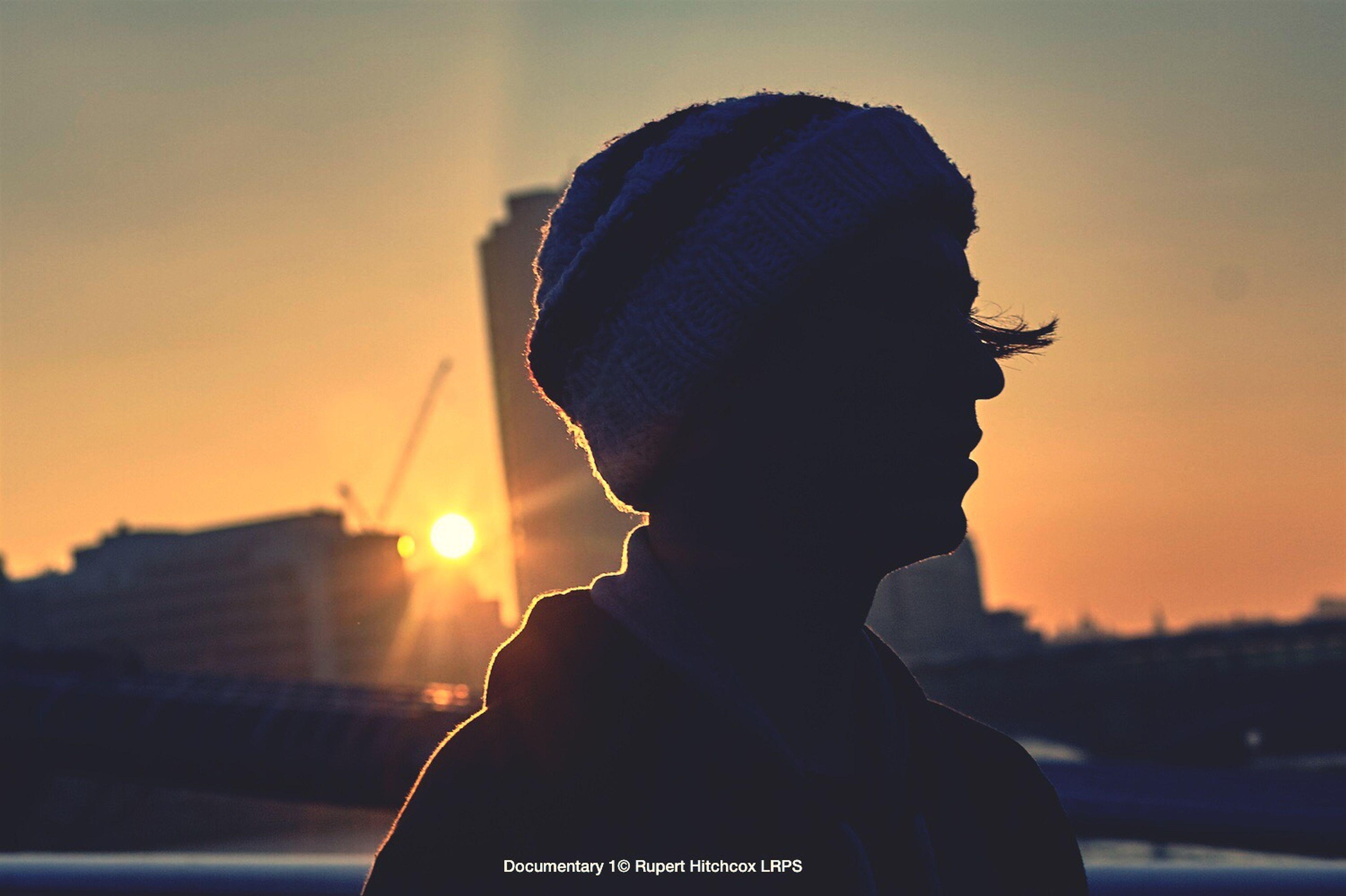 Strangers Against the Setting Sun Sunset Looking Into The Sun Into The Sunset Shooting Strangers Stranger Sihouette