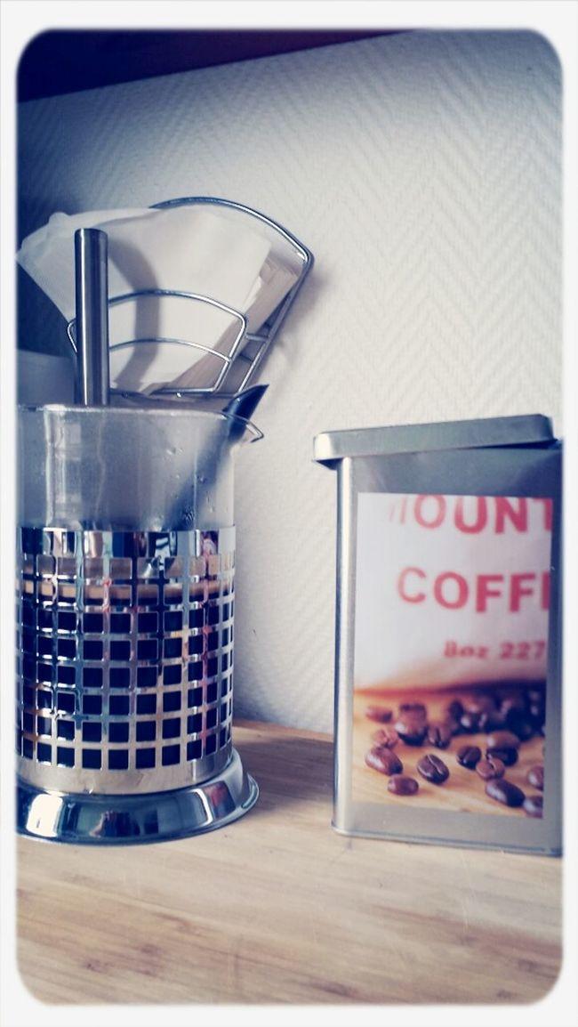 Good Morning Coffee Enjoying Life