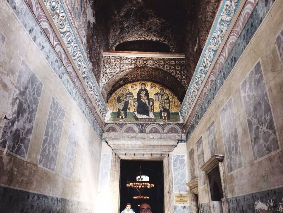 Ayasofya Hagiasophia  Sultanahmet Eminönü Gezi Travel Tarihimekanpicture] Tarihieser Tarihiyarimada