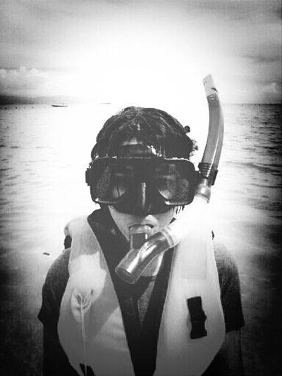 On The Beach Snorkeling