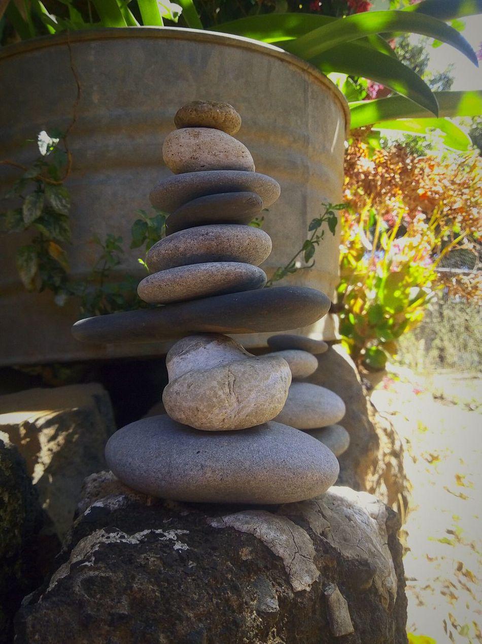 Equilibrio Equilibrium Rocas De Mar