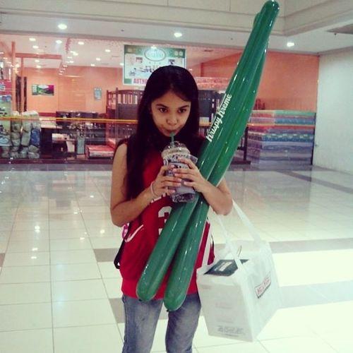 felicity :)) KrispyKreme