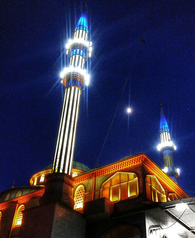 Night for praying☝🌙❤ KADİRGECESİ Mübarek Olsun Qadrnight Thenightofpower Eyeemphotography Mobilephotography EyeEmTurkey 43 Golden Moments