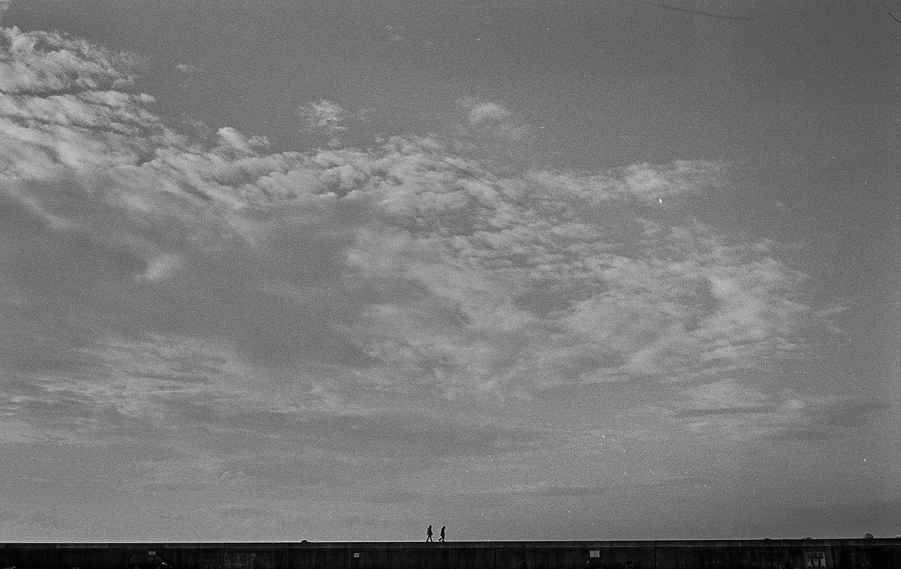 Day Life Black And White Blackandwhite Photography Snapshots Of Life Film Monochrome Filmcamera Black And White Photography Black & White Snap Bnw Leica Black And White Sky