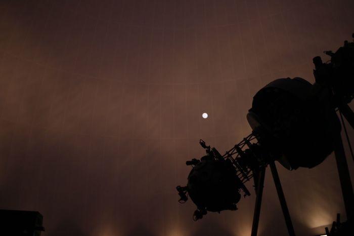 43 Golden Moments Planetarium Sunset
