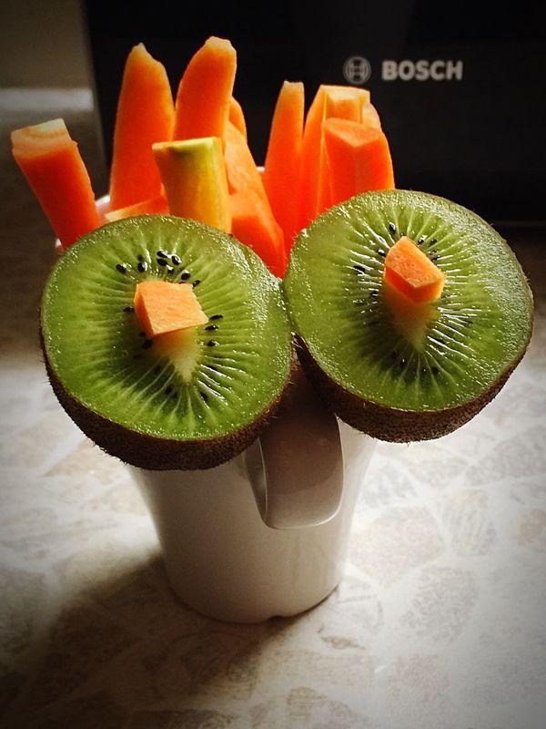 Совмещаем здоровую еду с отличным настроением!✔️ Еда едананочь Bosch морковь Instagram Instagood