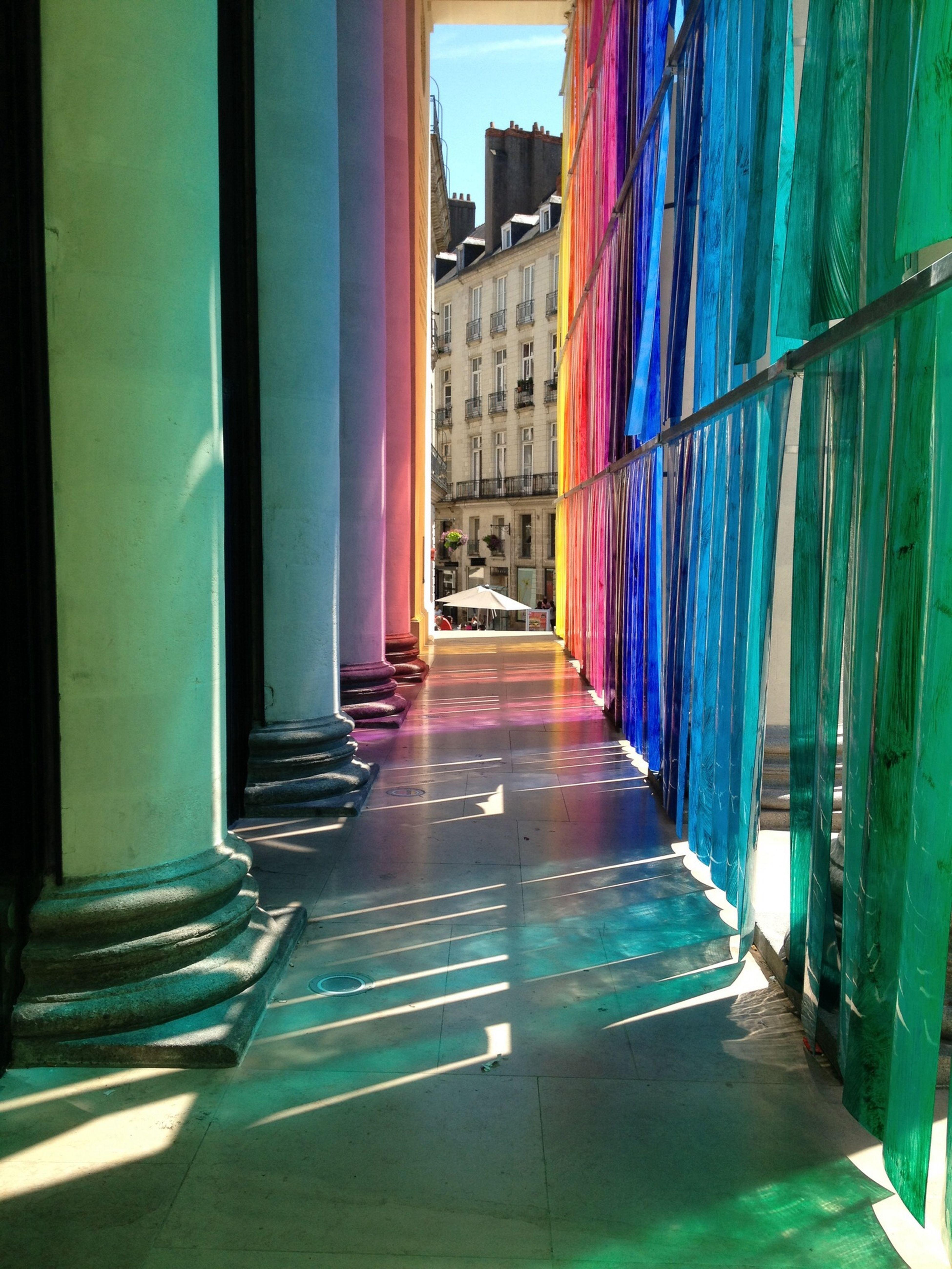 Le voyage à Nantes Street Photography