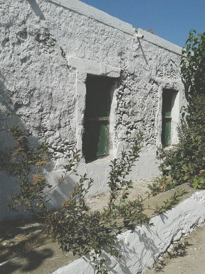 Architectue House Greece Traveling