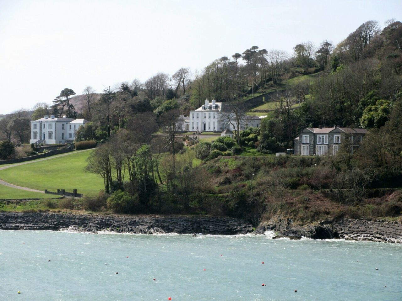 Summer houses Summer House Summer Home Mansion Glandore, Ireland West Cork Wildatlanticway Ireland