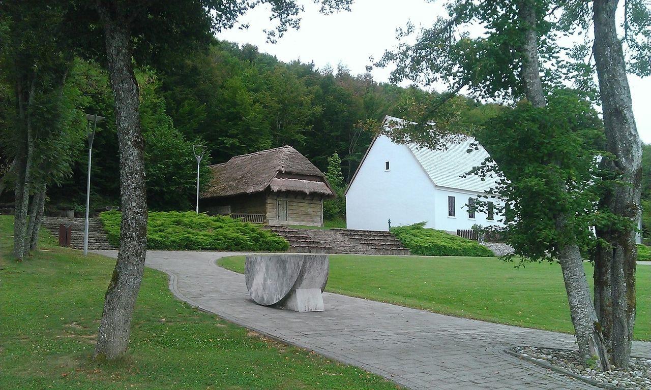 Nature Village Historical Building