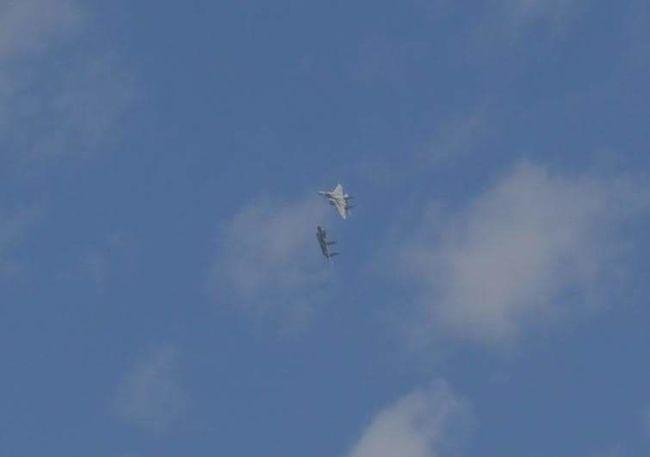 F15 F15strikeeagle Idf IAF F-15