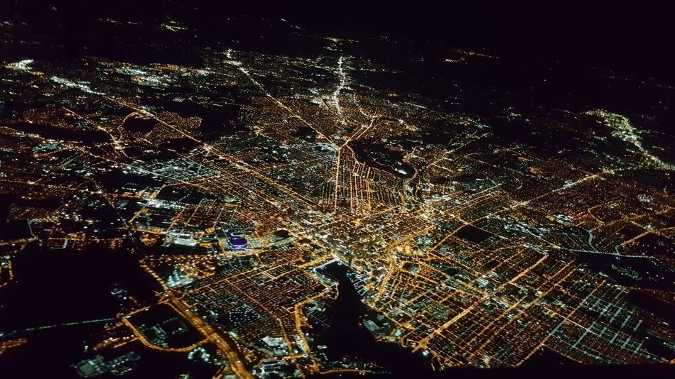 Beautiful stock photos of nacht, Aerial View, Architecture, Building Exterior, Built Structure
