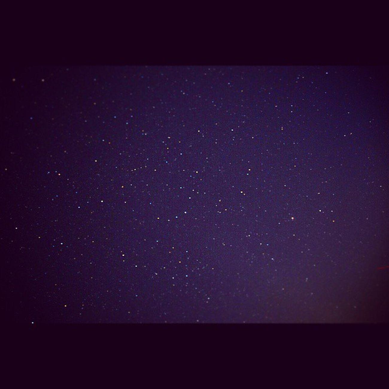 Weit überm Sternenzelt ...