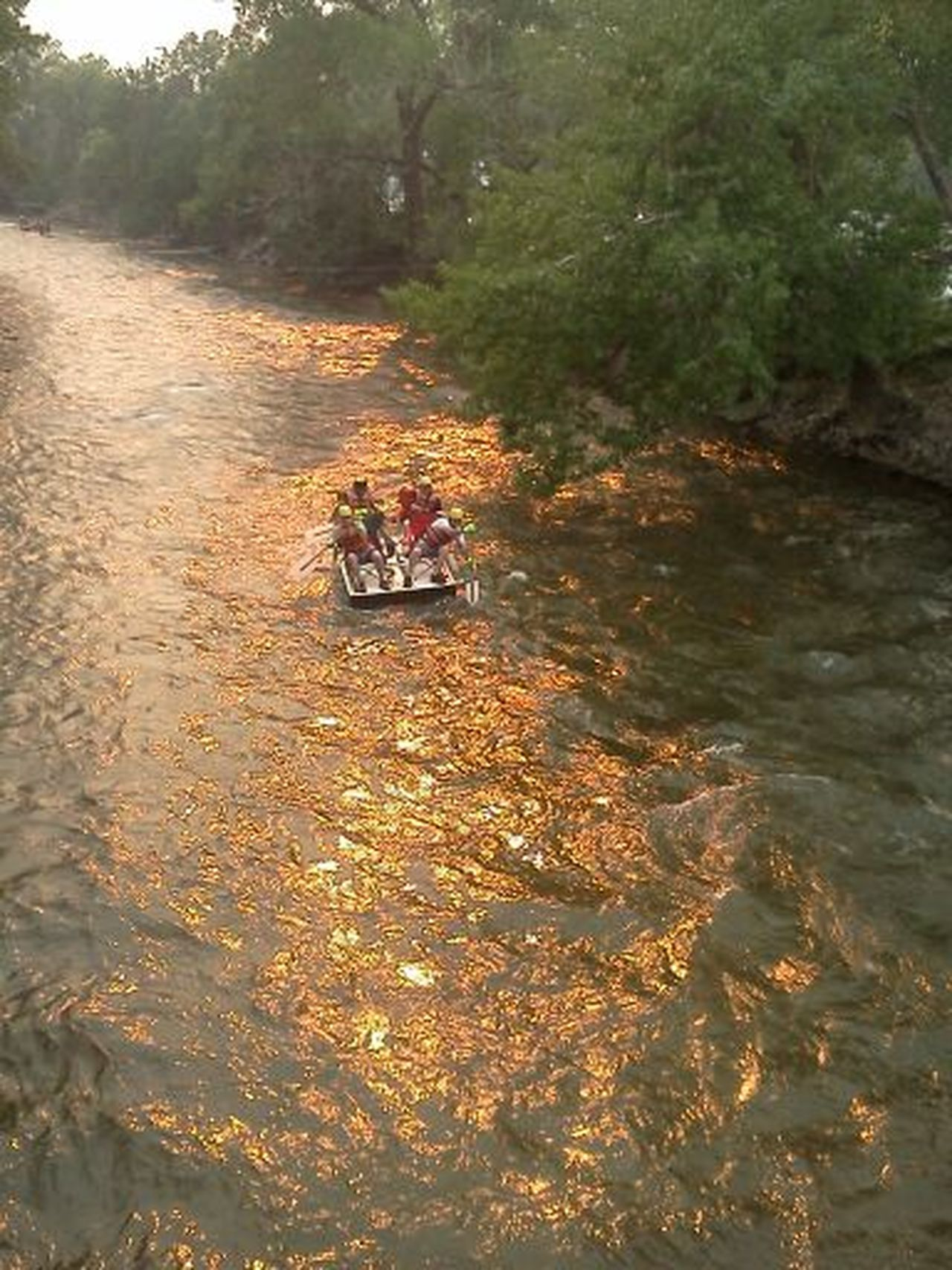 43 Golden Moments Build Your Own Boat Race Arkansas River Colorado Water Trees Beautiful Day Boat Race  Good Times