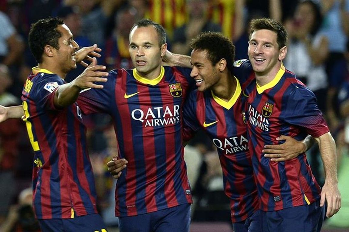 FC Barcelona Best Team Ever
