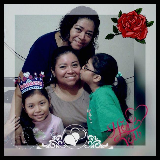 I Lov My Family ❤️ Hello World Taking Photos Cheese! Luckygirl Funtimes