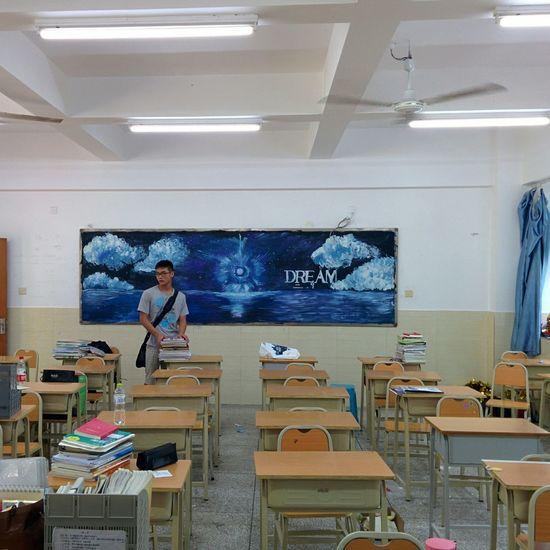 最后一天在这个教室 Learning Studying