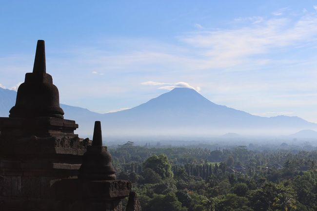 The Great Outdoors - 2016 EyeEm Awards Yogyakarta is divine inspiration. Outdoor Photography Outdoors Yogyakarta INDONESIA Travel Photography Travel Beautiful View Nature Nature Photography Mountain Green Nature View From Above Borobudur Temple Temple - Building Landscape Landscape Photography Landscape_lovers Sky Sky And Clouds No People No Edit/no Filter Nofilter Southeastasia Wanderlust